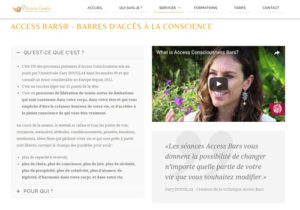 creation site therapeute bordeaux