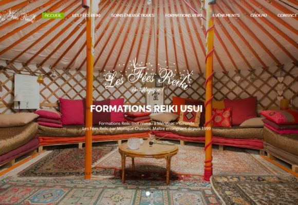 Les Fées Reiki – Soins et formations Reiki