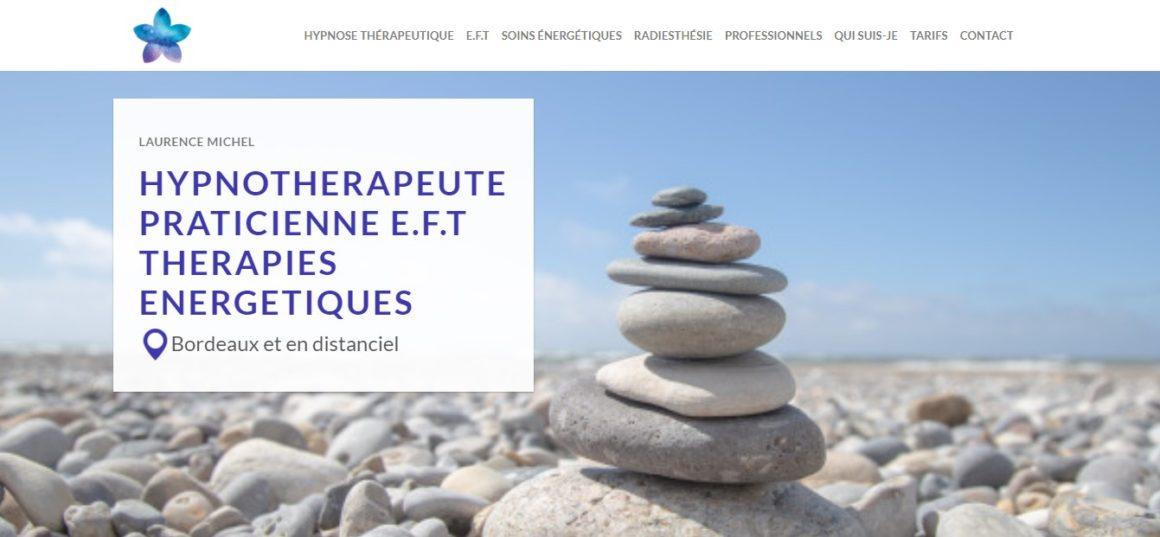 Laurence Michel – Hypnothérapie et E.F.T