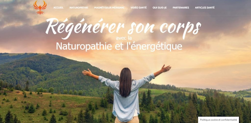 creation site internet naturopathe